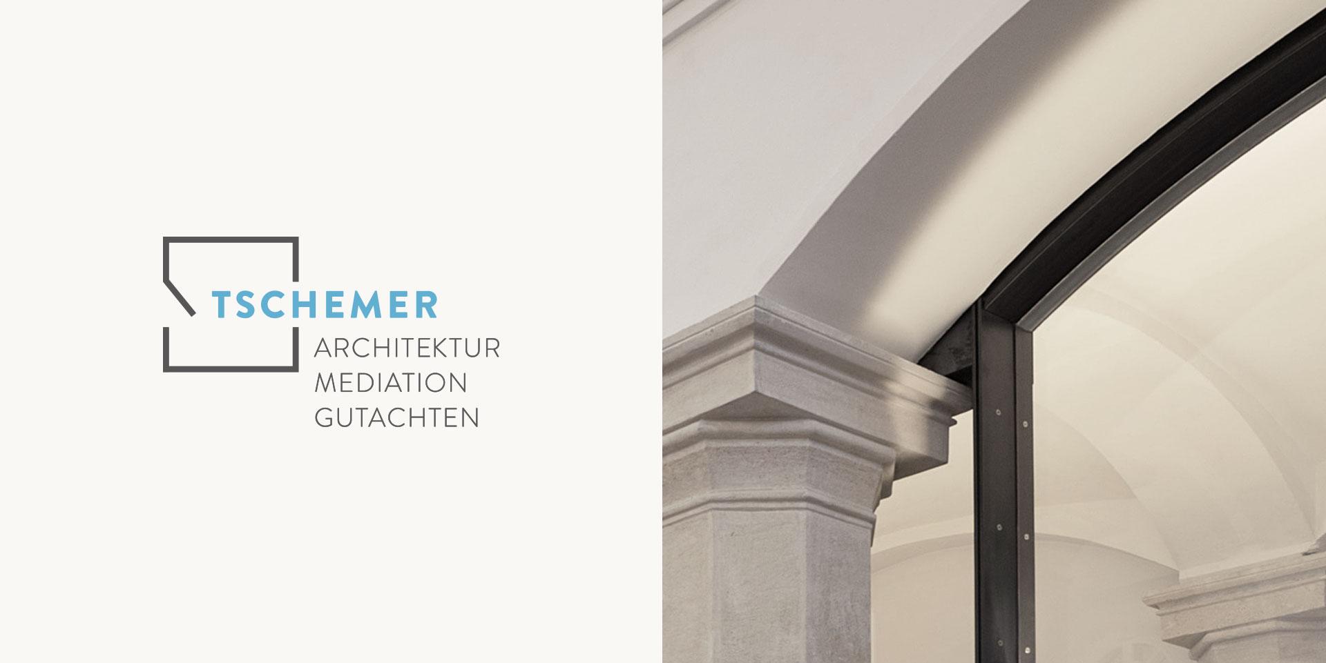 Logo-Tschemer